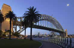 Sydney Harbor Bridge - Australia Royalty Free Stock Photography