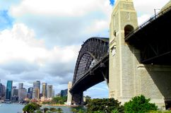 Sydney Harbor Bridge fotografia stock