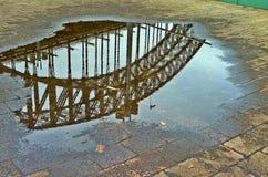 Sydney Harbor Bridge royaltyfri fotografi
