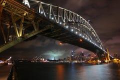 Sydney Harbor Bridge 2 Royalty Free Stock Photos