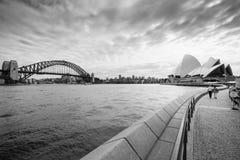 Sydney Harbor Cityscape images stock