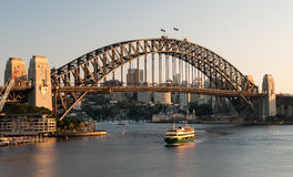 Sydney Harbor Royalty Free Stock Photos