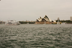 Sydney Harbor Royalty Free Stock Images