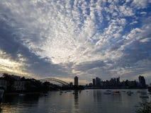 Sydney Harbour Stock Foto's