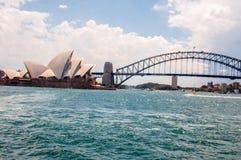 Sydney Harbour fotos de archivo