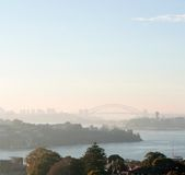 Sydney Harbour Royalty Free Stock Photo