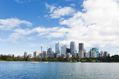 Sydney harbour Stock Photography