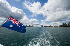 Sydney Harbour Royalty Free Stock Photos