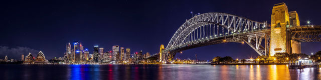 Sydney Harbour Images libres de droits