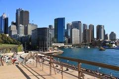 Sydney Harbour Royalty-vrije Stock Foto's