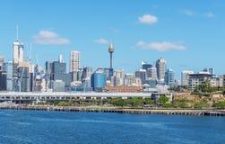 Sydney Harbour fotografia stock