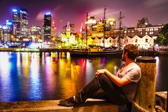 Sydney Harbour Fotografia Stock Libera da Diritti