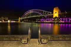 Sydney Harbour Imágenes de archivo libres de regalías