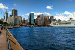 Sydney Harbour Imagem de Stock