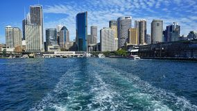 Sydney Harbour Image stock