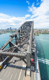 Sydney Harbour area. View from above Stock Photos
