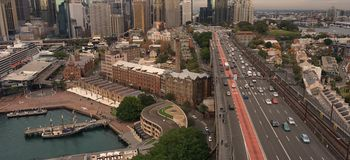 Sydney harbour, Australia Royalty Free Stock Image