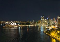 Sydney harbour in australia Stock Photography