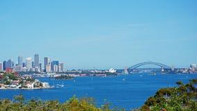 Sydney Harbour, Australia Stock Photo