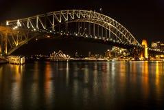 Sydney Harbour Australien 2014 Lizenzfreies Stockbild