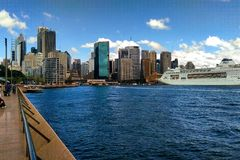 Sydney Harbour Stock Image