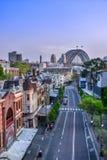 Sydney Harbour Bridge immagine stock libera da diritti