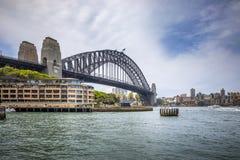 Sydney Harbour Bridge Imagen de archivo
