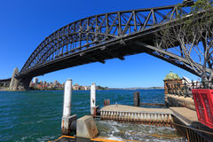 The Sydney Harbour Bridge Stock Images