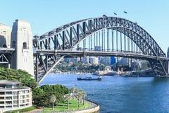Sydney Harbour Bridge lizenzfreie stockfotos