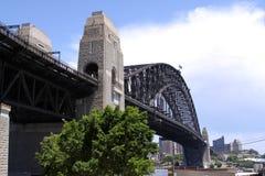 Sydney Harbour Bridge royalty free stock photo