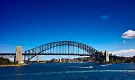 Free Sydney Harbour Bridge Royalty Free Stock Images - 19002799