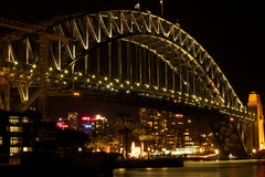 Sydney Harbour Bridge Royalty Free Stock Photos