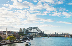 Sydney Harbour Bridge Royalty Free Stock Photography