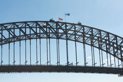 Sydney Harbour Bridge Royalty Free Stock Image