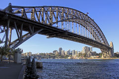 Sydney Harbour Bridge Arkivfoto