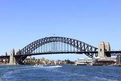 Sydney Harbour Bridge Image stock