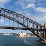 Sydney Harbour Bridge Photographie stock