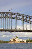 Sydney Harbour Bridge Fotografia de Stock