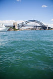 Sydney Harbour Bridge Fotografie Stock