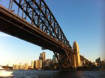 Sydney Harbour Bridge Lizenzfreie Stockbilder