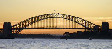 Sydney Harbour Bridge Image libre de droits