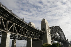 Sydney Harbour Bridge. Australia Royalty Free Stock Image