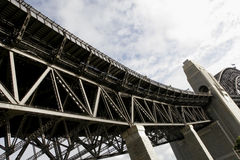 Sydney Harbour Bridge. Australia Royalty Free Stock Images