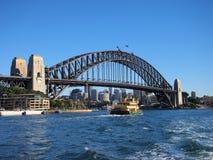 Sydney Harbour Bridge imagem de stock royalty free
