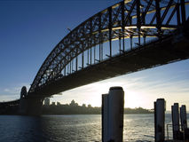 Free Sydney Harbour Bridge Stock Images - 5509594
