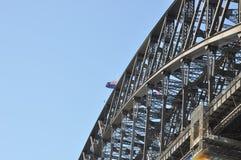 Sydney Harbour Bridge imagenes de archivo