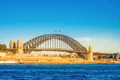 Sydney Harbour Bridge Fotos de Stock Royalty Free