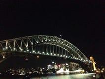 Sydney Harbour Bridge Fotografie Stock Libere da Diritti