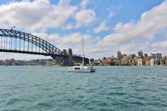 Sydney Harbour Bridge photo stock