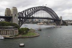 Sydney Harbour Bridge Immagini Stock Libere da Diritti
